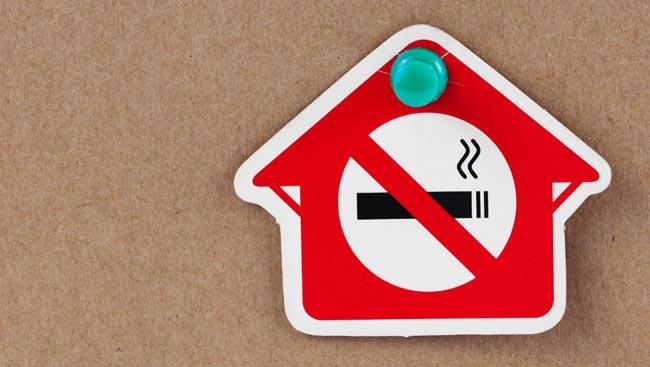 Helping with Smoke-Free Housing
