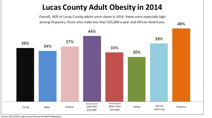 Obesity on the Rise