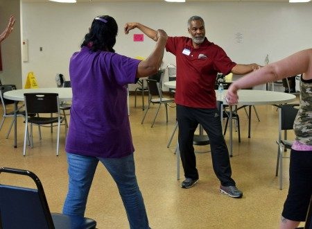 Teaching Tai Chi