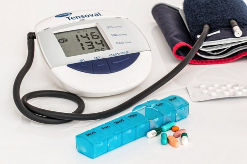 Controlling Blood Pressure