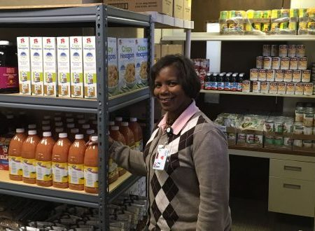 Food Pantry Opens