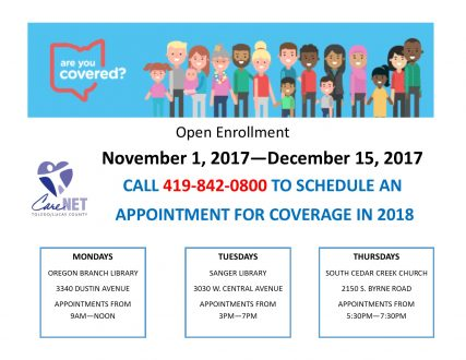 Open Enrollment Help
