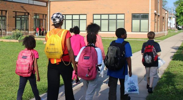 Safe Routes Update