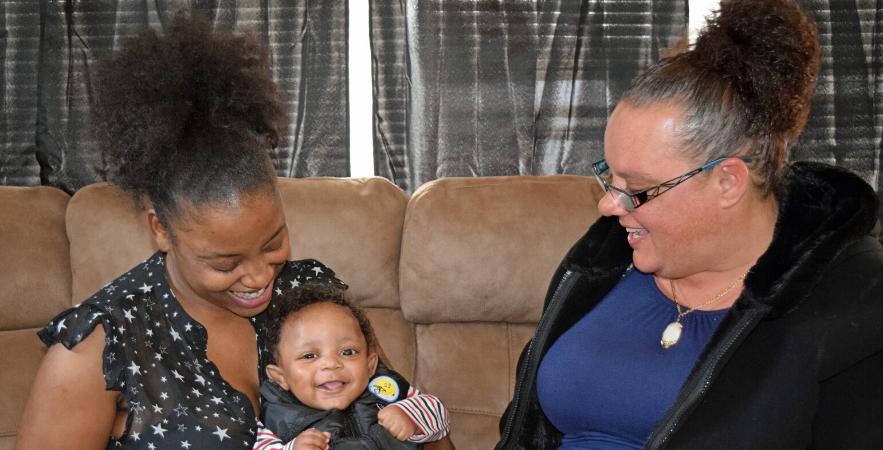 Helping Moms & Babies